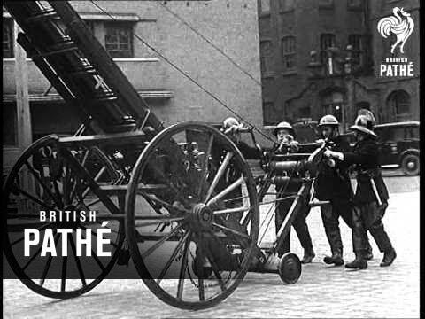 Latest Fire Pump (1940)