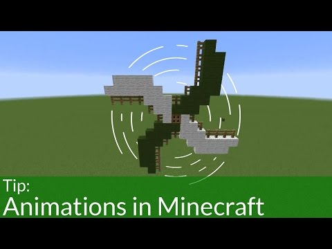 How to Make Animations in Minecraft