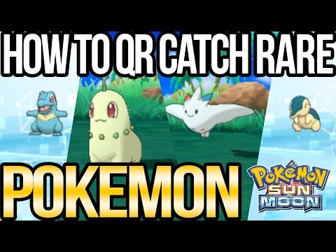 How to Catch Rare Pokemon like Totodile, Deino, & Togepi in Pokemon Sun and Moon | Austin John Plays