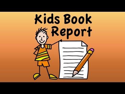 Kids Book Report