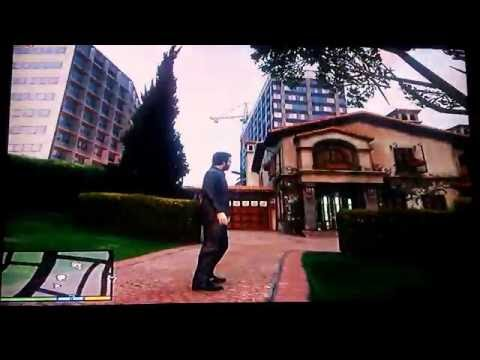 Gta 5 - Mansion tour and cars (Bugatti, Lamborghini, Rolls Royce, and Audi)