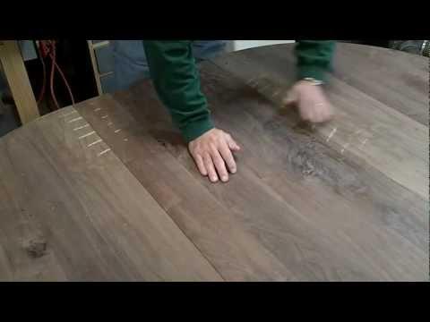 Pedestal Extension Table - Part 9
