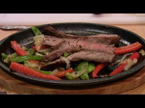 Sizzling Steak Fajitas - Tex-Mex Style
