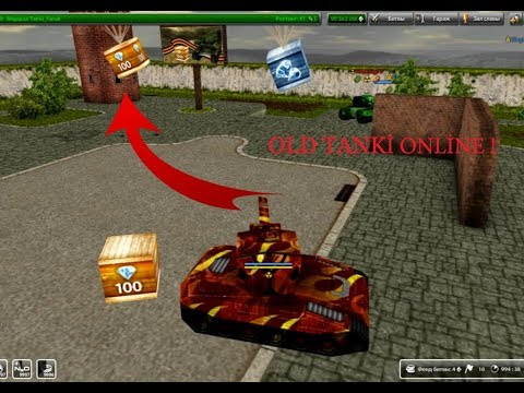 How To Play Old Tanki Online Version ? Easy  Play Friend [Online]