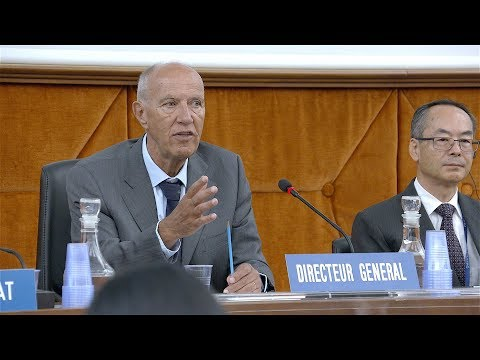 WIPO Director General on Artificial Intelligence and International Cooperation