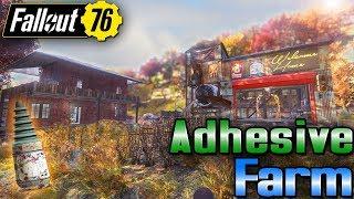Fallout 76 | TREEHOUSE BASE TOUR! (Fallout 76 Unique Camp