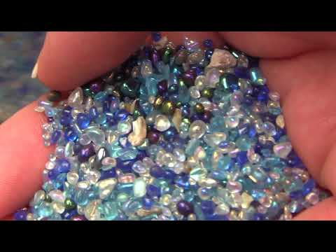 How to Install Glass or Pebble in a Swimming Pool - Ultimate Pool Guy - Michael Martin