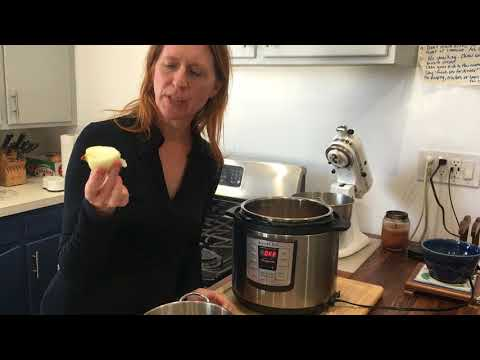 Lesson 3: How to Cook Dried Beans in one Hour in your Instant Pot (without presoaking)
