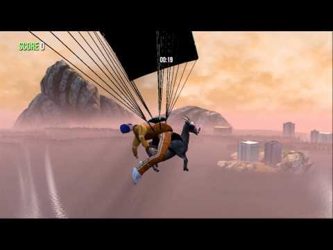 Goat Simulator: Mmore Goatz Edition - How to unlock 'Hang tight' Achievement