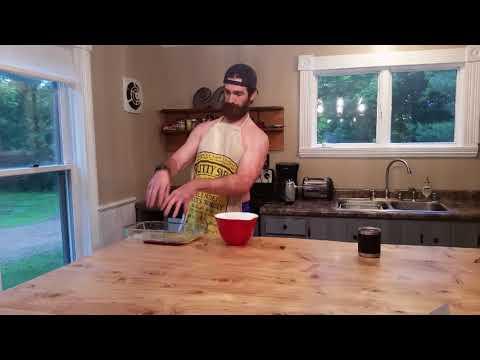 How to make a easy pannekeoken