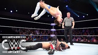 Kota Ibushi vs. Sean Maluta - First Round Match: Cruiserweight Classic, July 13, 2016