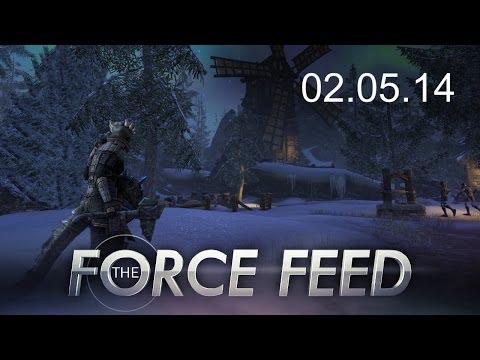 NDA Choices, ESO Big Beta, Twitch Top 4 (Force Feed)