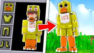 HOW TO BECOME CHICA FROM FIVE NIGHTS AT FREDDY