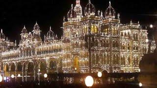 Mysore -- The Palace City of India / Karnataka
