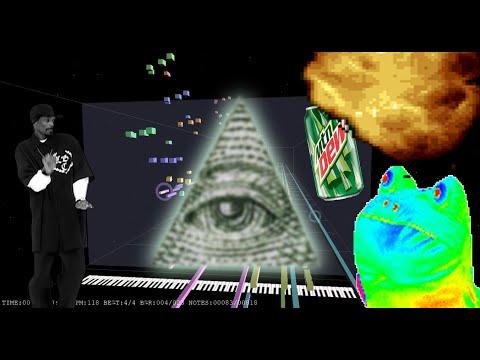 ILLUMINATI SONG - IMPOSSIBLE MLG REMIX