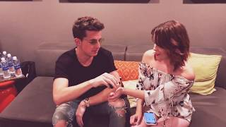 CHARLIE PUTH Talks Misheard Lyrics, Shawn Mendes & Cheating on Tests at River on the Rooftop