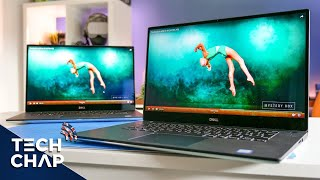 Dell XPS 15 (2019) OLED vs LCD - Should You Buy a OLED Laptop?  | The Tech Chap