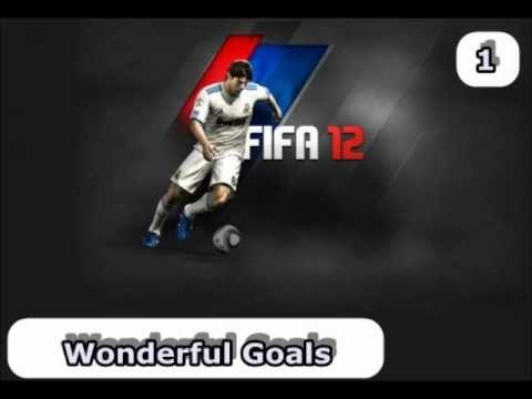 FIFA 12 Wonderful Goals [Part 1]