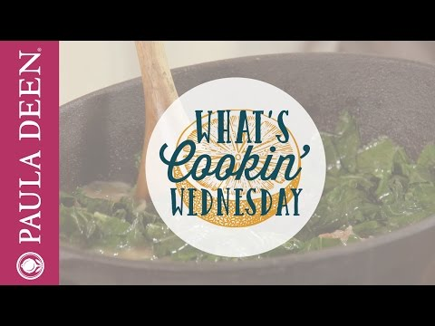 How to make ham hocks and collard Greens - What's Cooking Wednesday