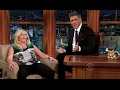 Chelsea Handler On Craig Ferguson 2012 HD