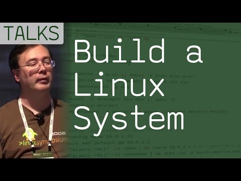 Build a Linux System - Live Tutorial