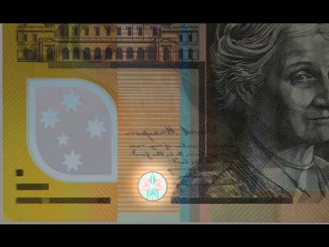 Australian Banknotes - Security Features