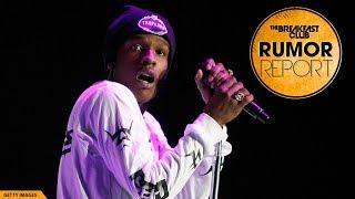 A$AP Rocky Found Guilty In Sweden Assault Case