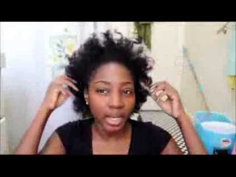 Natural Hair:Dry and Brittle Ends