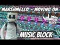 Marshmello - Moving On (Mini world Block Art Music Block)