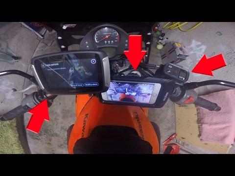 Come equipaggiare la moto!