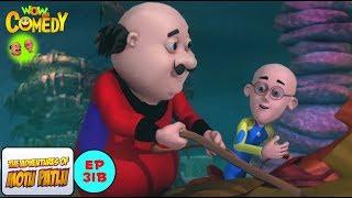 Mermaid - Motu Patlu in Hindi -  3D Animated cartoon series for kids  - As on Nickelodeon