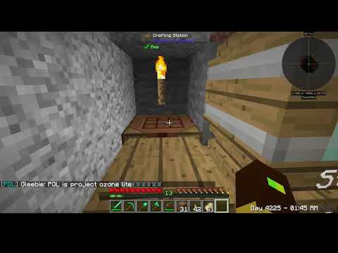 FTB Beyond Item Duping with Barrels+Crafting Stations