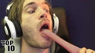 Top 10 PewDiePie Facts You Might Not Know – 2017 UPDATE