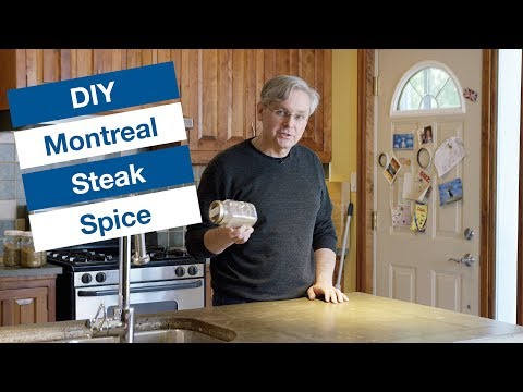 The Montreal Steak Spice Recipe You Need  || Le Gourmet TV Recipes
