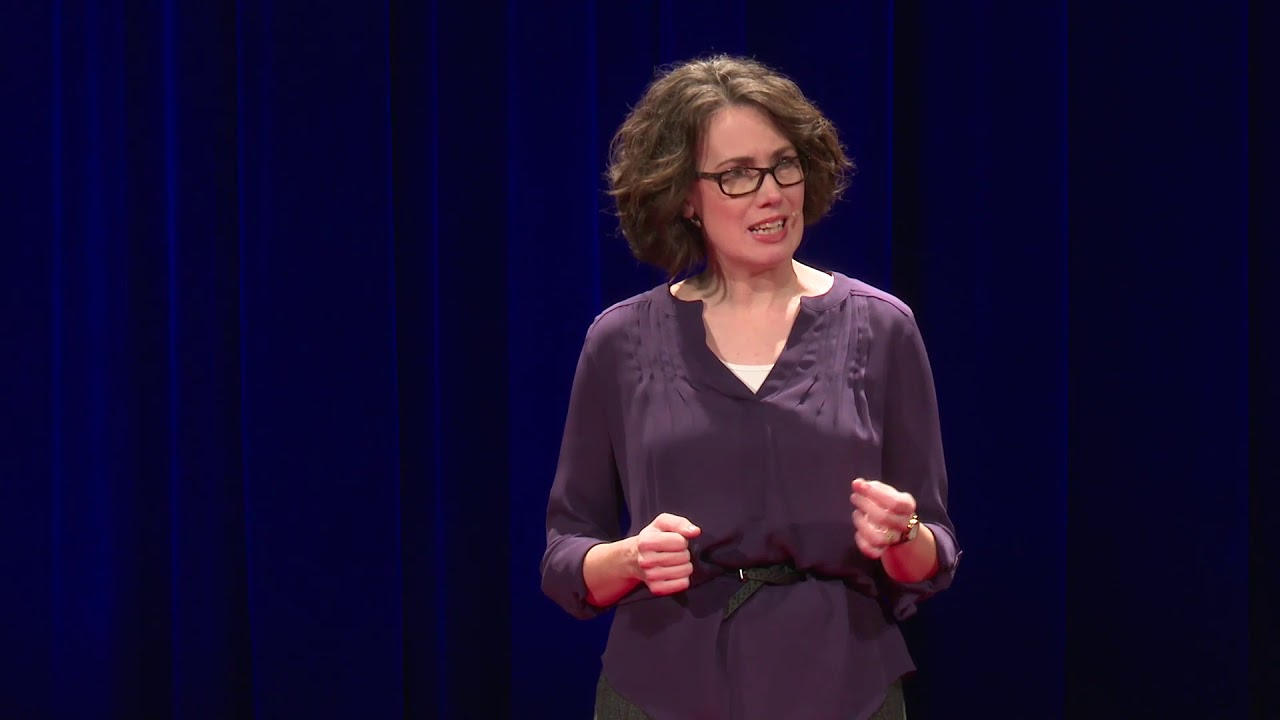 "Bisexuality: The Invisible Letter ""B"" | Misty Gedlinske | TEDxOshkosh"