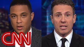 Cuomo and Lemon offer advice to Jussie Smollett after arrest