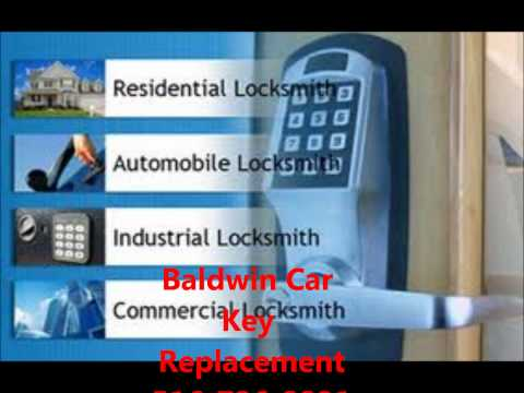 Baldwin Ignition Key Replacement 516-874-5858 Car Lockout Service in Nassau County Trunk Openings