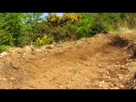 Berm and double testing.