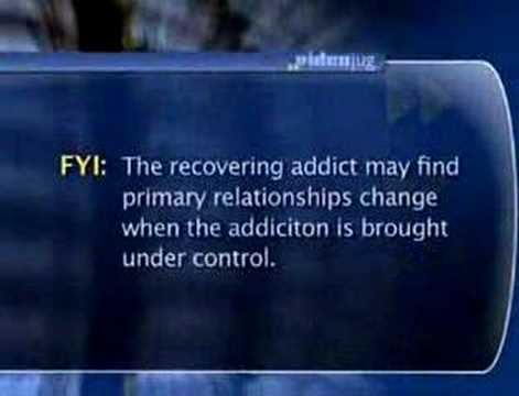 How codependency plays into relationships for addicts