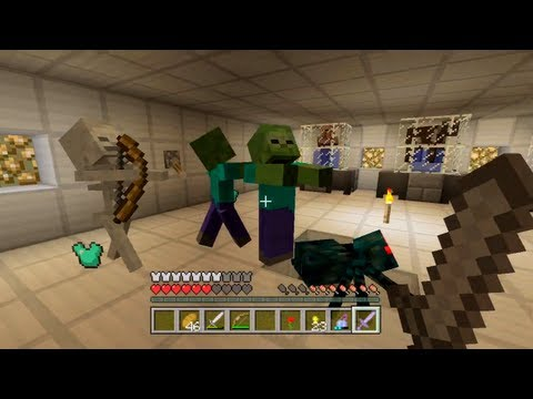 Minecraft Xbox - The Sewer - Kryptic Kingdom - Part 8