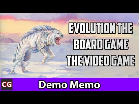 Indie Game Demo Memo: Evolution | Adapt or Die, Survival of the Fittest