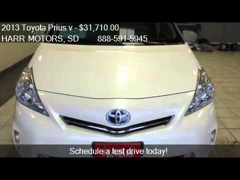 2013 Toyota Prius v Five - for sale in ABERDEEN, SD 57401