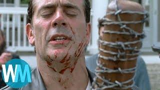 Top 10 Walking Dead Fails