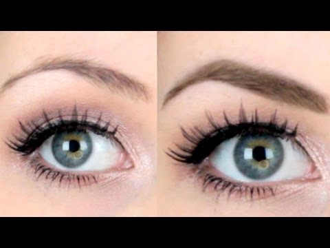How to Maintain & Fill in Eyebrows For Beginners | Courtney Lundquist