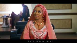 FATIMA GANDUJE AND IDRIS AJIMOBI WEDDING HIGHLIGHTS
