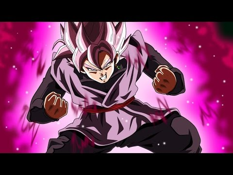 Why is Goku Black So Strong in Dragon Ball Super?