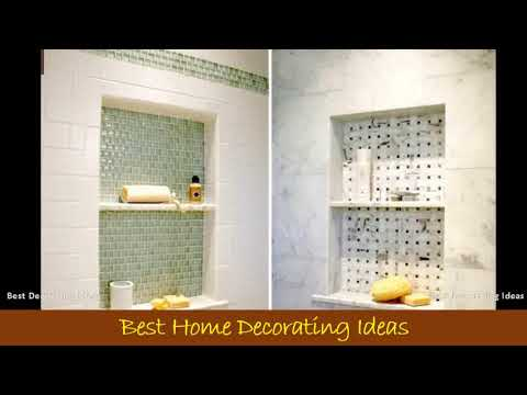 Bathroom niches designs | Easy design tips and picture ideas to make your modern house