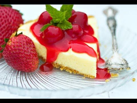 How to Make Cheesecake - Cheesecake Recipe Easy