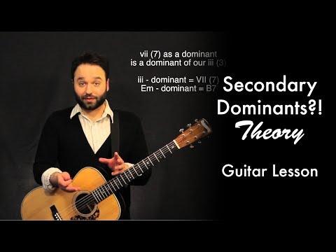 Secondary Dominants?! | Theory