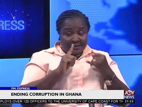 Ending Corruption in Ghana - PM Express on JoyNews (29-3-17)